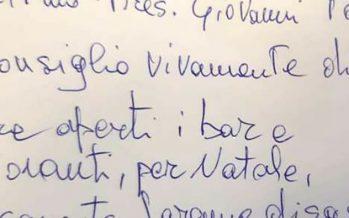 Minacce al Presidente della Liguria Giovanni Toti