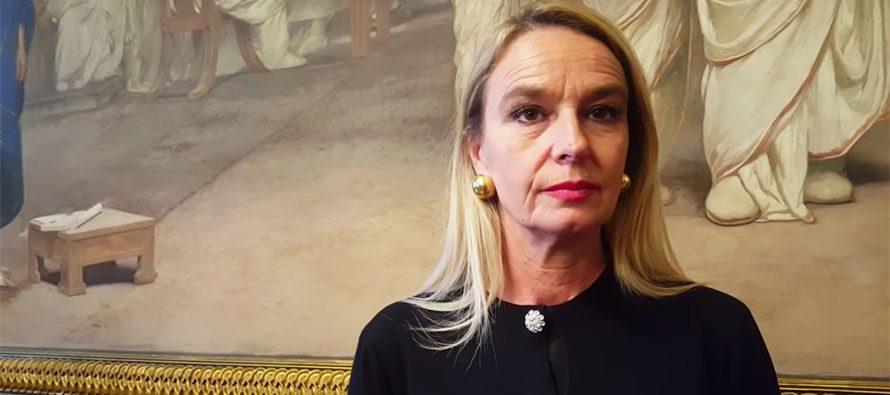 """Stefania Pucciarelli. Intervista con la Presidente della Commissione """"Diritti Umani"""""""