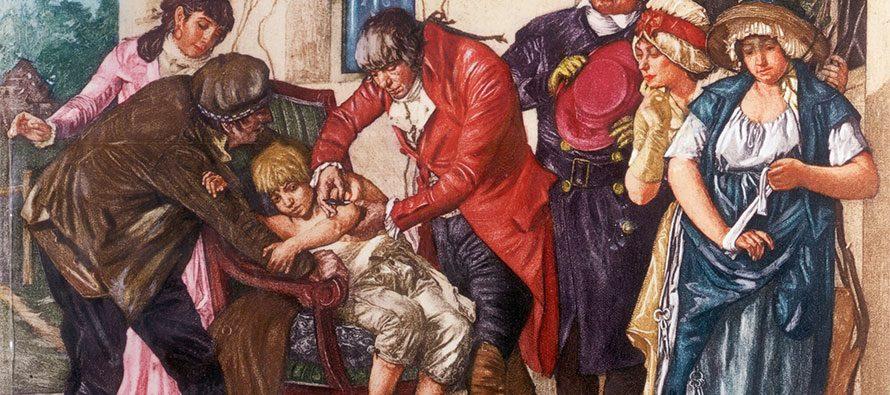 Cinque vaccini del passato. Come funzionavano
