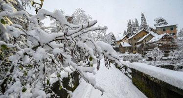 Nevicate dicembre e gennaio, Lega: ok di Regione Liguria a ristori per i Comuni del nostro entroterra