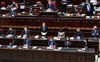 Draghi in Parlamento. Il discorso completo