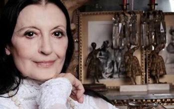 Muore a 84 anni Carla Fracci
