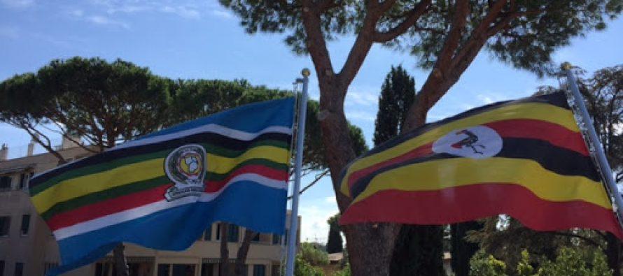 Michi Giustiniano nuovo diplomatico in Svizzera per l'Uganda