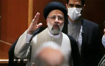 Iran. Ebrahim Raisi: linea dura sull'accordo nucleare