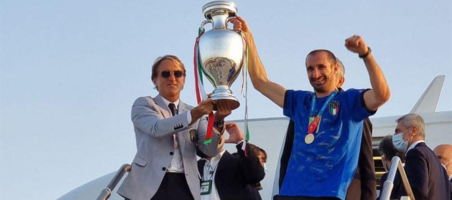 Campioni d'Europa. La Coppa a Roma