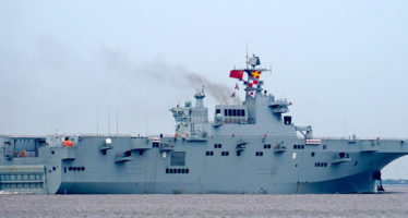 La Cina si esercita vicino Taiwan