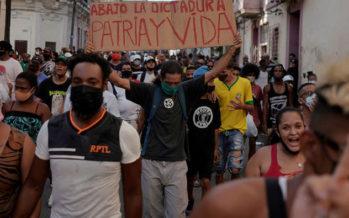 Cuba revoca le restrizioni doganali su cibo e medicine dopo le proteste