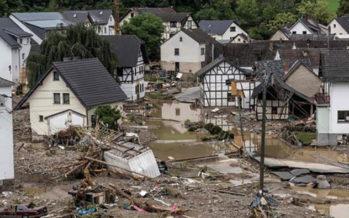 Maltempo in Germania, almeno 81 vittime e 1.300 di dispersi