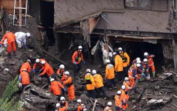 Giappone: Atami, salgono a 10 i morti in valanga di fango