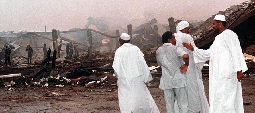 Sudan: bomba in un centro sportivo, 4 morti