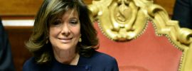 Maria Elisabetta Alberti Casellati, chi è la nuova Presidente del Senato