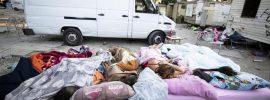 Camping River. Problemi sanitari, sgombero campo nomadi a Roma