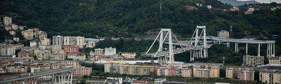Alta tecnologia Despe per la demolizione del ponte Morandi di Genova